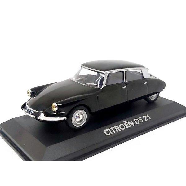 Model car Citroën DS 21 black 1:43