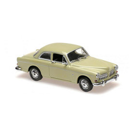 Maxichamps Volvo 121 Amazon 1966 light green - Model car 1:43