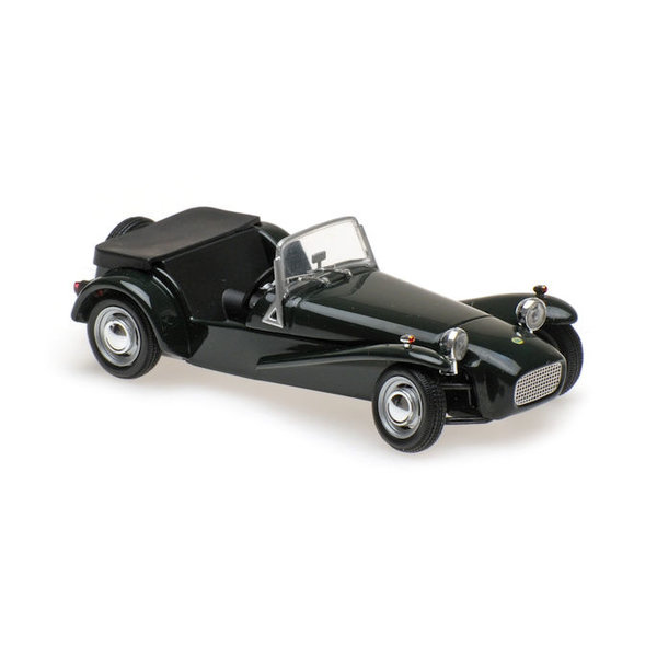 Modelauto Lotus Super Seven 1968 groen 1:43 | Maxichamps