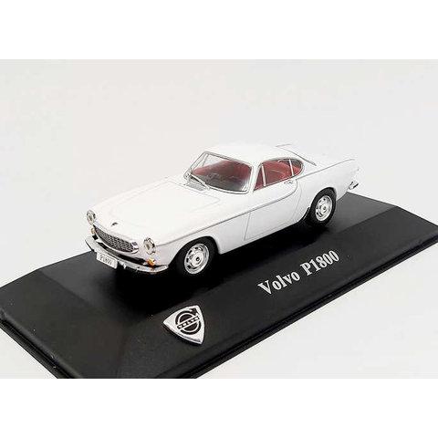 Volvo P1800 1966 white - Model car 1:43