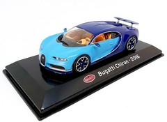 Products tagged with Bugatti Chiron 1:43