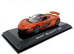 Products tagged with McLaren P1 1:43