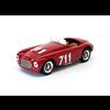 Model car Ferrari 166 MM No. 711 1950 red 1:43   Art Model