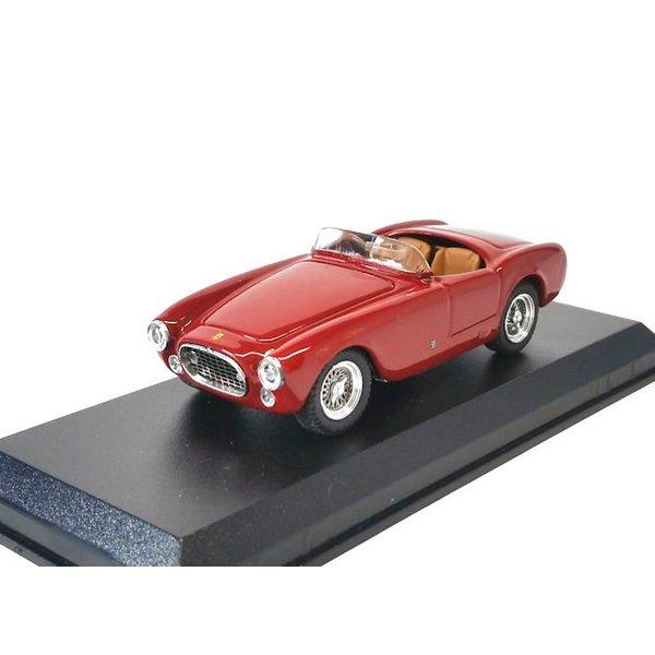 Modelauto Ferrari 225 S / 250 S 'Prova'  1952 rood 1:43