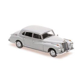 Maxichamps Model car Mercedes Benz 300 (W186) 1951 grey 1:43