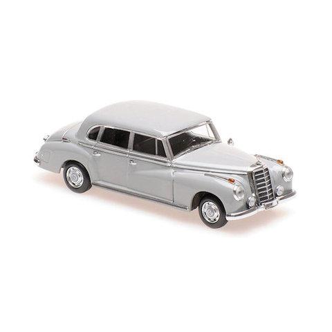 Mercedes Benz 300 (W186) 1951 grijs - Modelauto 1:43