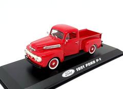 Producten getagd met Ford F-1 1:43