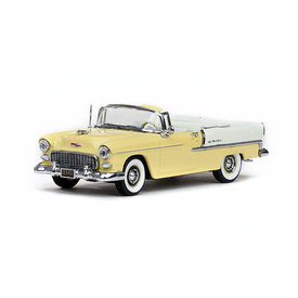 Vitesse Chevrolet Bel Air Convertible 1955 Harvest gold - Model car 1:43