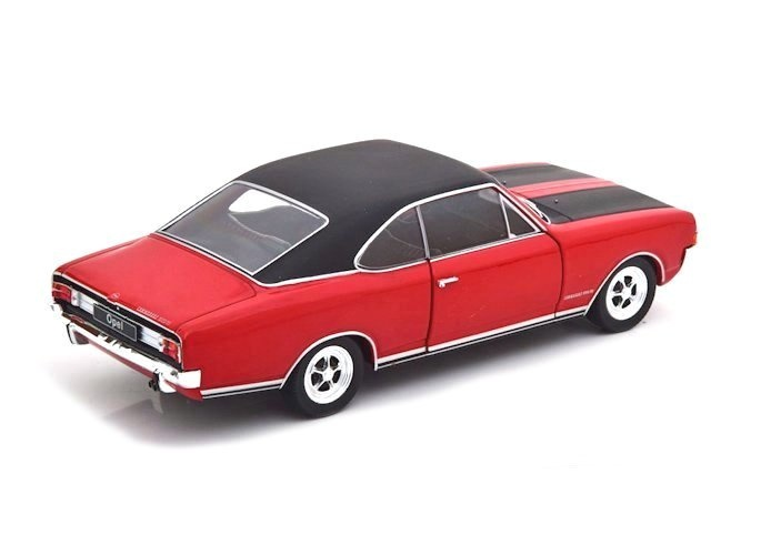 Opel Commodore A GS rouge 1//24 Whitebox