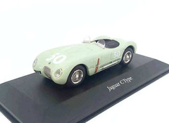 Products tagged with Jaguar 1:43