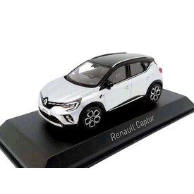 Norev Renault Captur 2020 silver/black - Model car 1:43