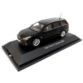 Schuco Opel Vectra Caravan OPC black - Model car 1:43