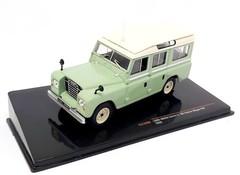 Producten getagd met Land Rover 1:43