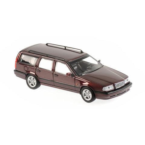 Volvo 850 Break 1994 dark red metallic - Model car 1:43