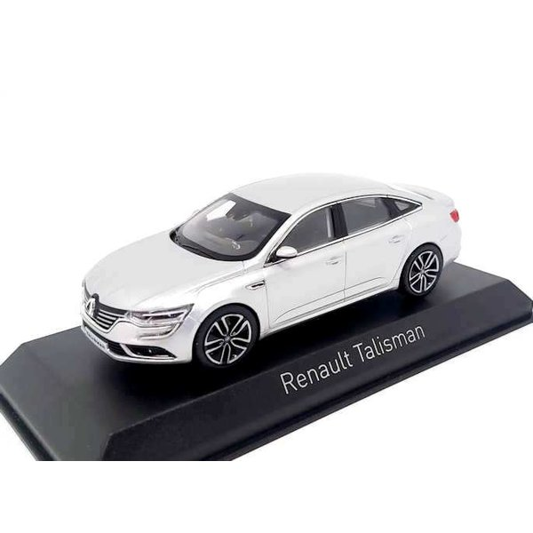 Model car Renault Talisman 2016 Platine silver 1:43