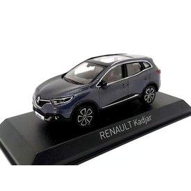 Norev Renault Kadjar 2015 Titaniumgrijs - Modelauto 1:43