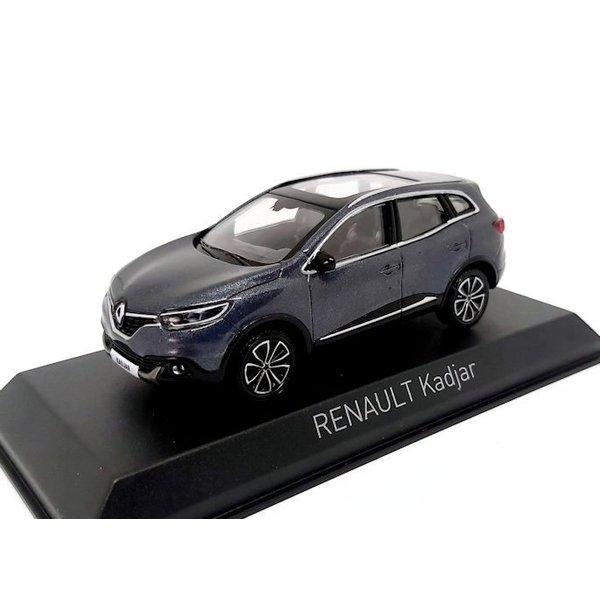 Modelauto Renault Kadjar 2015 Titaniumgrijs 1:43