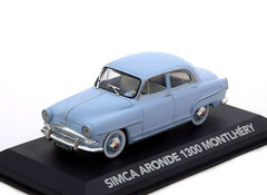 Products tagged with Simca Aronde 1:43