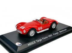 Products tagged with Maserati 1:43