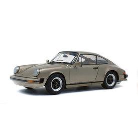 Solido Porsche 911 3.2 Carrera 1977 brons - Modelauto 1:18
