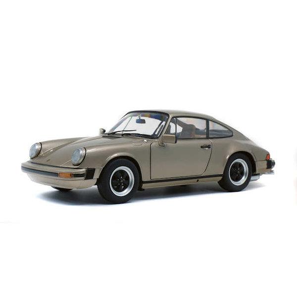 Model car Porsche 911 3.2 Carrera 1977 bronze 1:18