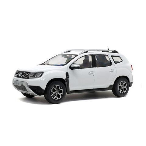 Dacia Duster Mk 2 2018 weiß - Modellauto 1:18