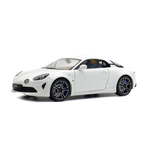Model car Alpine A110 Premiere edition white1:18