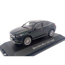 iScale | Modelauto Mercedes Benz GLE Coupe (C167) 2020 donkergroen 1:43
