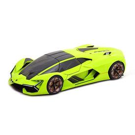 Bburago Lamborghini Terzo Millennio 2018 felgroen - Modelauto 1:24