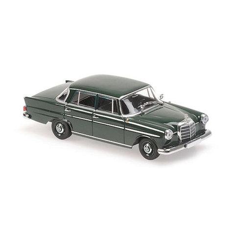 Mercedes Benz 190 (W110) 1961 dark green - Model car 1:43