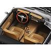 Model car Maserati Mistral Spyder 1964 black 1:18