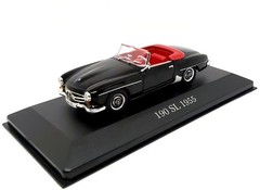Products tagged with Mercedes Benz 190 SL 1:43