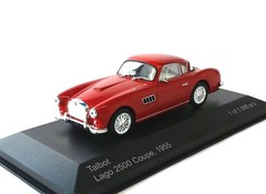 Products tagged with Talbot Lago 2500 Coupe 1:43
