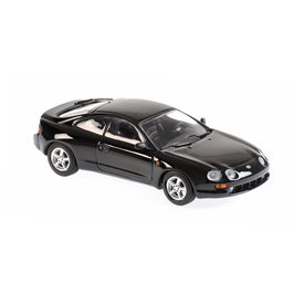 Maxichamps Toyota Celica 1994 black - Model car 1:43