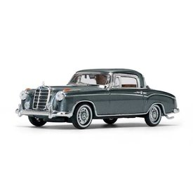 Vitesse Mercedes Benz 220 SE Coupe 1959 grey metallic - Model car 1:43