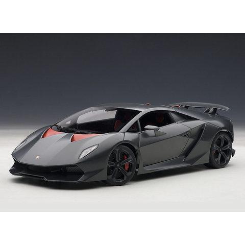 Lamborghini Sesto Elemento 2011 Carbon grijs - Modelauto 1:18
