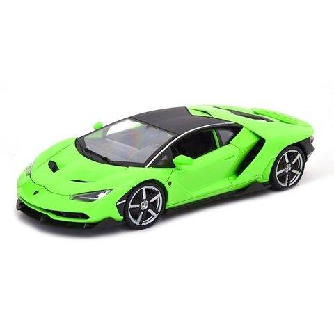 Lamborghini Centenario LP770-4 2016 groen - Modelauto 1:18