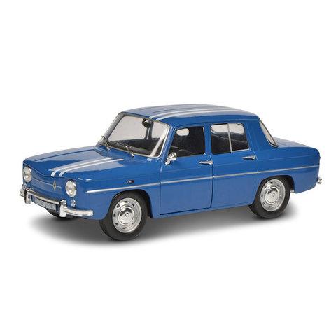 Renault 8 Gordini 1100 1967 blauw - Modelauto 1:18