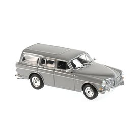 Maxichamps | Model car Volvo 121 Amazon Break 1966 grey 1:43