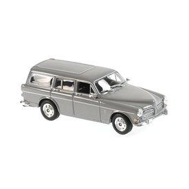 Maxichamps Modelauto Volvo 121 Amazon Break 1966 grijs 1:43