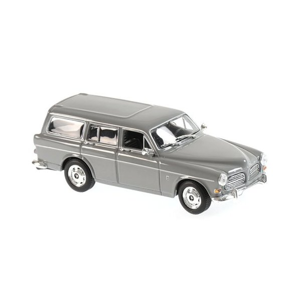 Modellauto Volvo 121 Amazon Break 1966 grau 1:43
