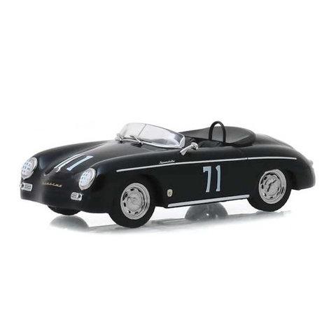 Porsche 356 No. 71 1958 schwarz - Modellauto 1:43