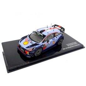 Ixo Models Hyundai i20 Coupe WRC No. 5 2017 - Model car 1:43