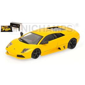 Minichamps Modelauto Lamborghini Murcielago LP 640 2006 geel 1:43
