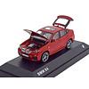Model car BMW X4 (F26) 2015 Melbourne red metallic 1:43