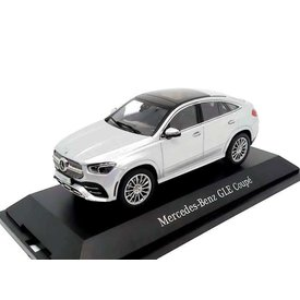 iScale Mercedes Benz GLE Coupe (C167) 2020 zilver - Modelauto 1:43