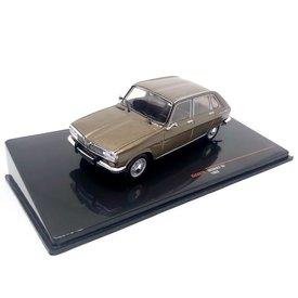 Ixo Models Renault 16 1969 bruin metallic - Modelauto 1:43