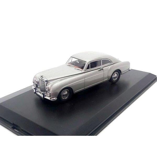 Model car Bentley S1 Continental Fastback 1956 grey 1:43 | Oxford Diecast
