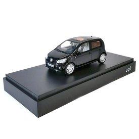 Schuco Volkswagen Up! 5-Türer schwarz - Modellauto 1:43