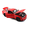Model car Ford Mustang 2015 red 1:18